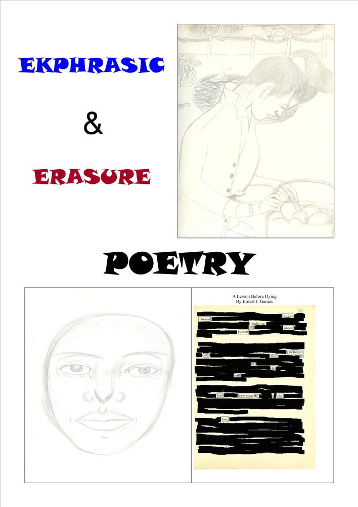 Creating Ekphrasic and Erasure Poetry