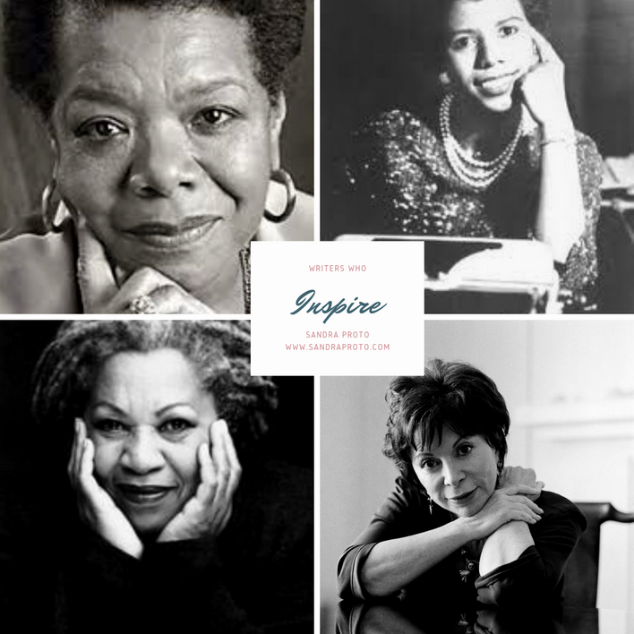 Writers Who Inspire