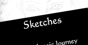 New Poetry Chapbook:  Sketches: An Ekphrasic Journey