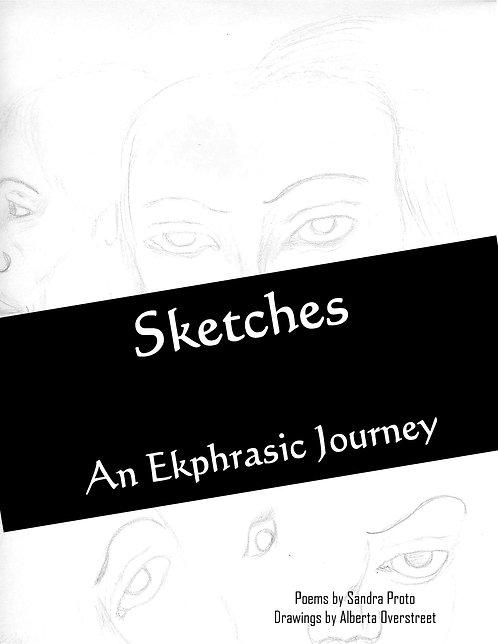Sketches: An Ekphrasic Journey