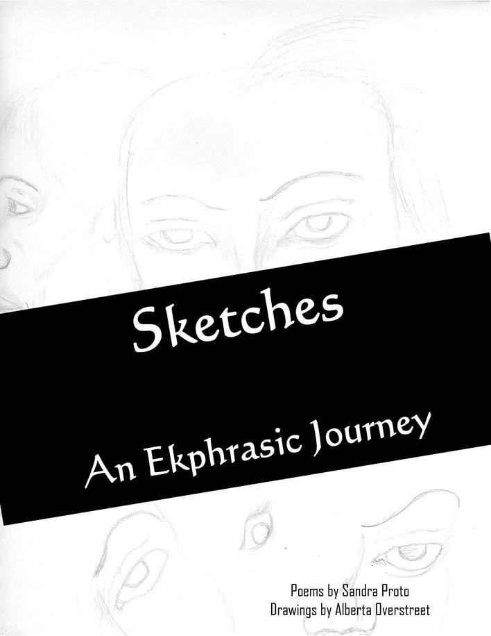 New Poetry Chapbook:  Sketches: An Ekphrasic Journey