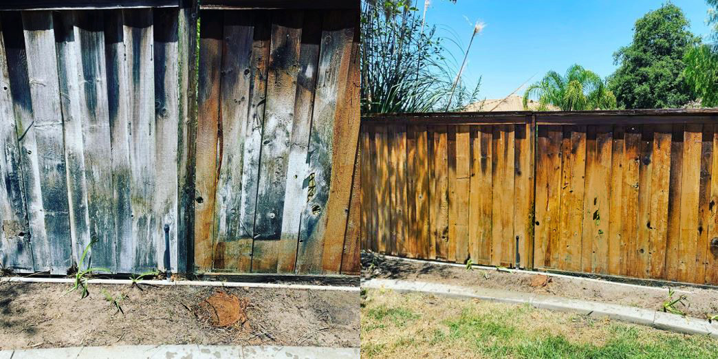 Dirt and mold removal