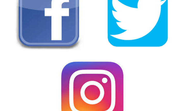 Facebook, Twitter, and Instagram ONLY Social Media Promotions