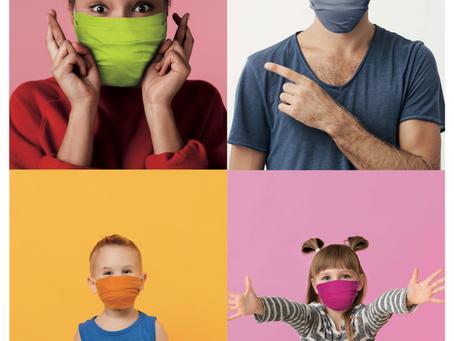 Nuove Mascherine per bambini