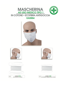 Mascherina Uso Medico