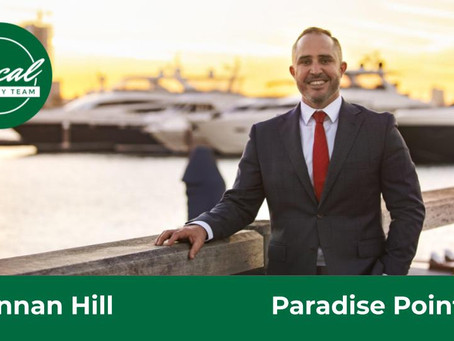 Latest property investment statistics for Paradise Point