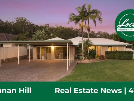 Property Market Heats Up