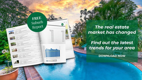 Free real estate market report for your area