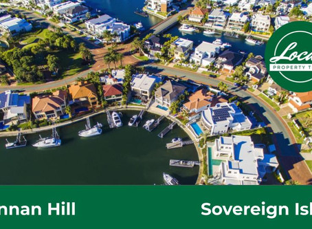 Record Property Prices In Sovereign Island