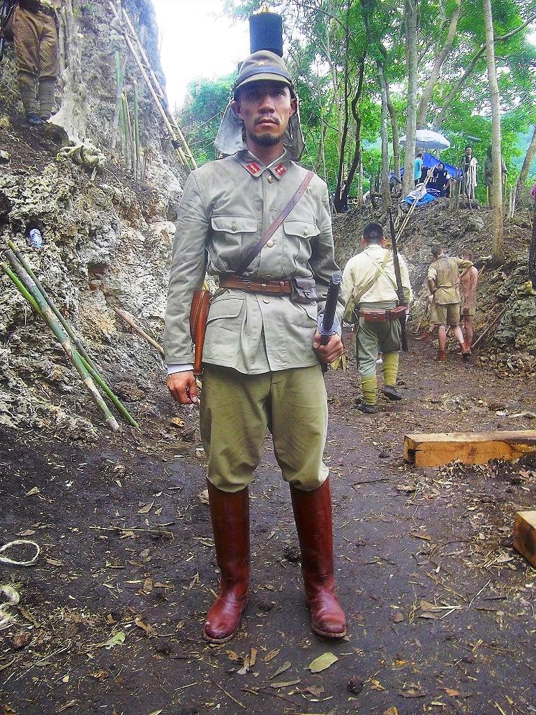 The Railway Man Caractor:sergeant