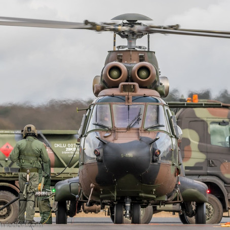 2021 Exercise TAC EW, DHC RNLAF