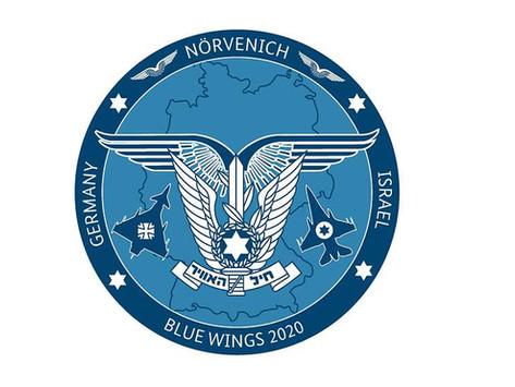 2020 Blue Wings זרוע האויר והחלל