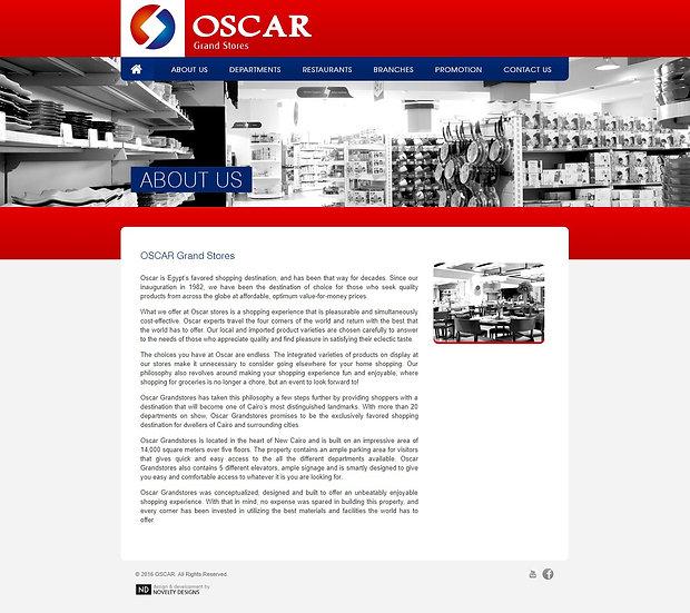 Oscar Grand Stores
