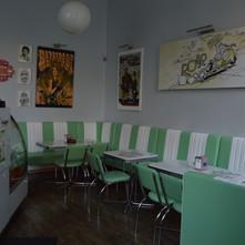 Nový příjemný interiér, který navodí atmosféru odjinud :-)