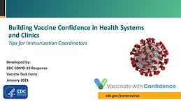 VaccinateWConfidence-Immunization-Coordi
