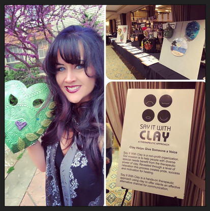Faces of Value 5 with Say It With Clay 2019