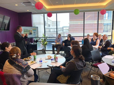 Lunch & Learn with Dr. Buzz