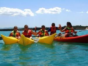 Alcañiz Aventura - kayack