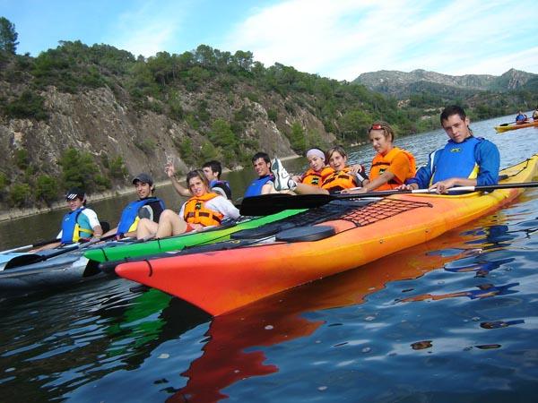 Alcañiz Aventura - Alquiler de kayaks