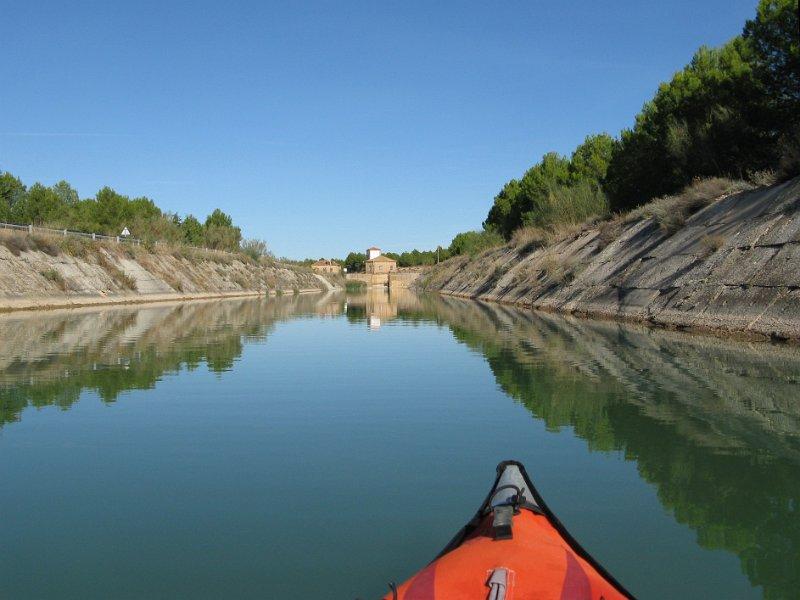 Alcañiz Aventura - Kayak estanca de Alcañiz