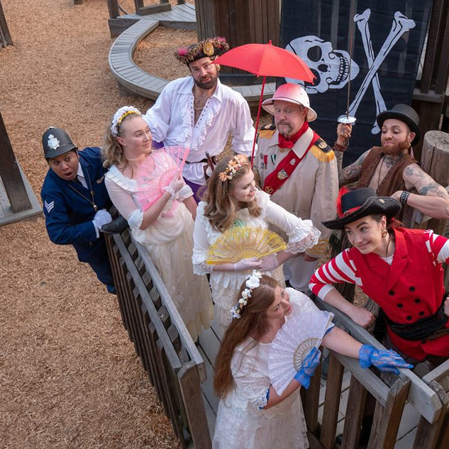Pirates of Penzance 2018