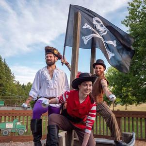 Pirates of Penzance 2018