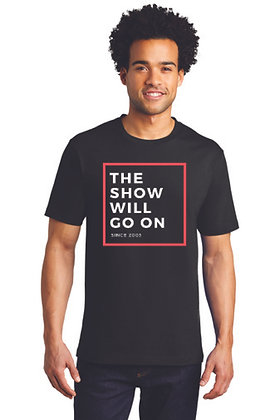 $100 Donation with T-Shirt Gift