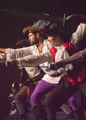 Pirates of Penzance Performance DVD