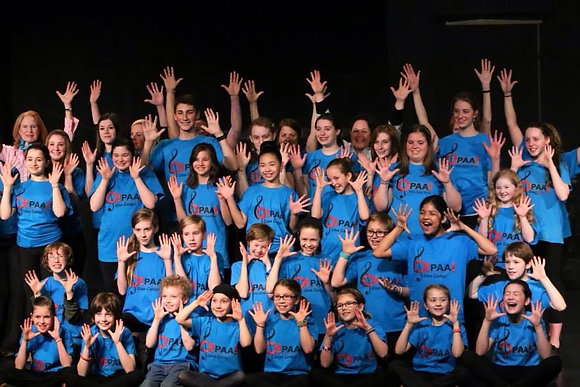 Glee Camp Teen - Ages 10-17 - M-F 4-6pm