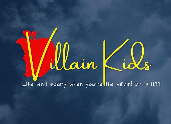 Villian Kids - Registration