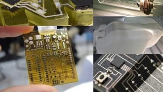 InMold and 3D Printed Electronics