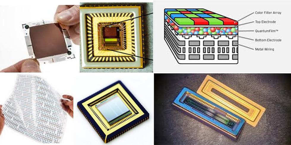 量子ドット、有機物、および2D材料:ハイブリッドCMOSSWIRセンシング