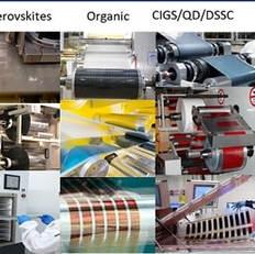 Perovskite, Organic, QD, CIGS, DSSC PV