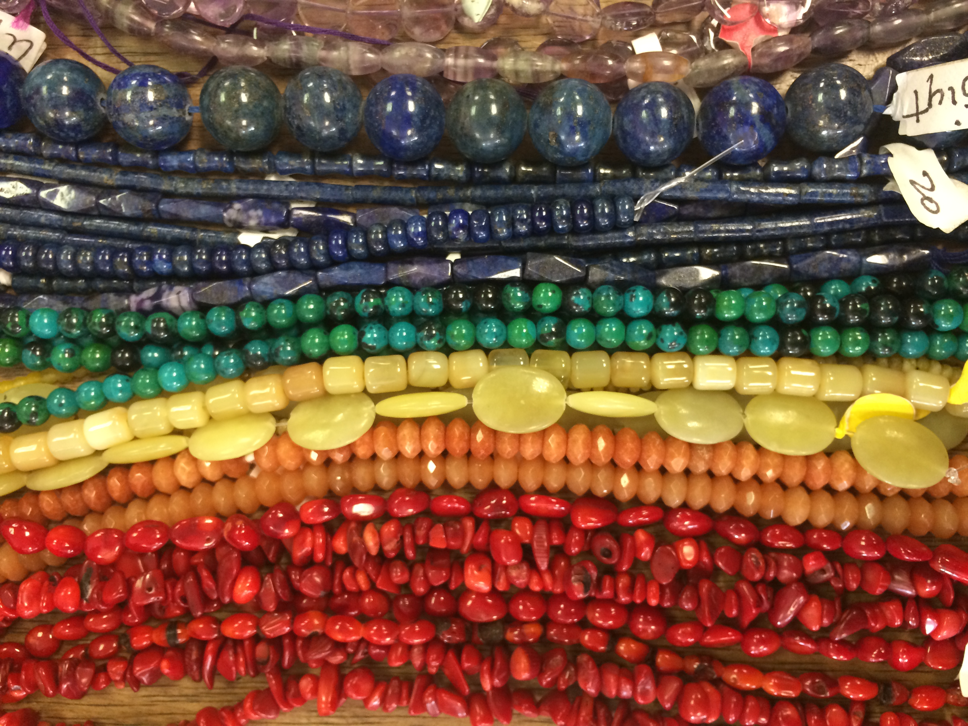 Gemstones of every color