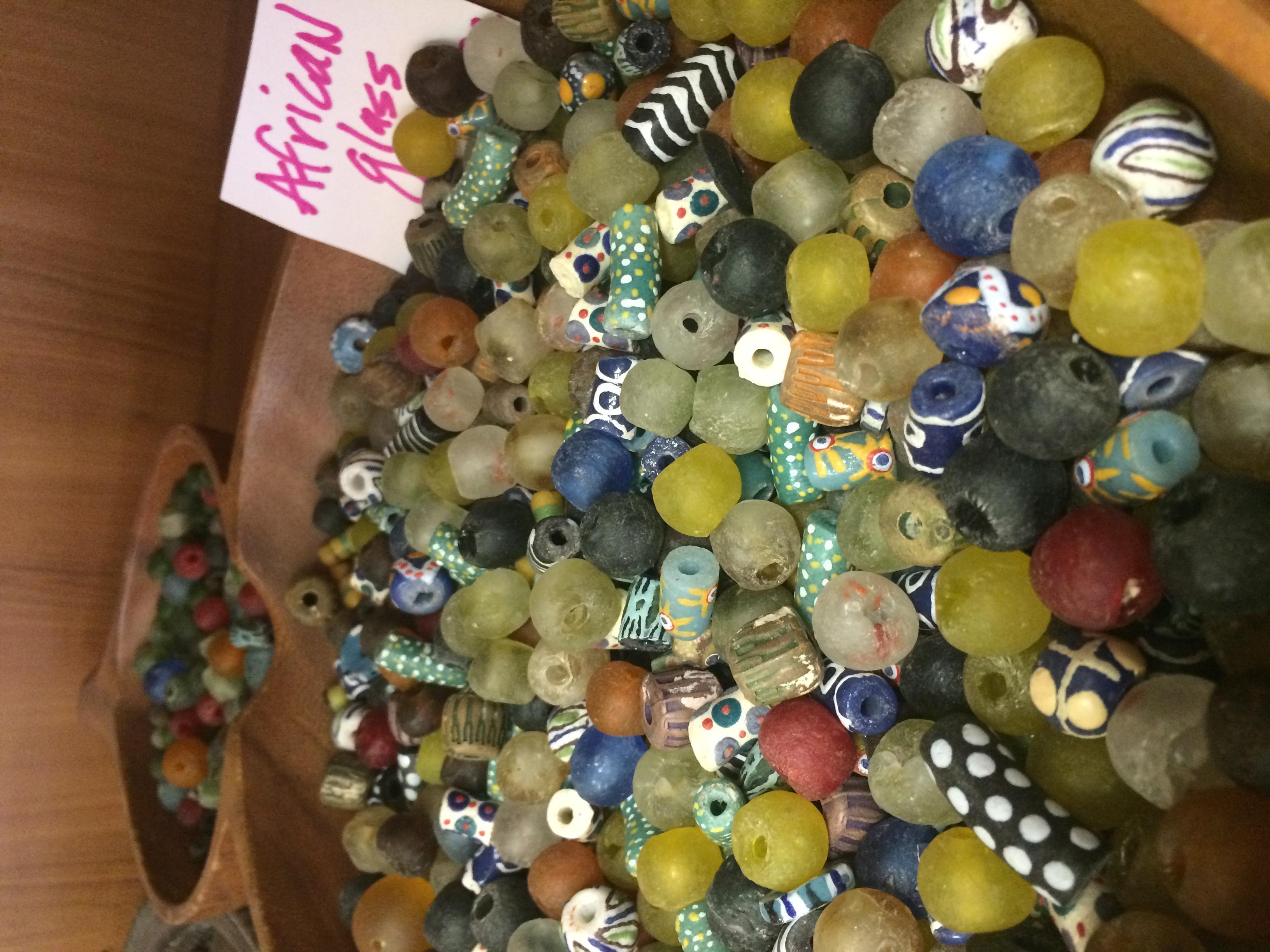 Large hole beads