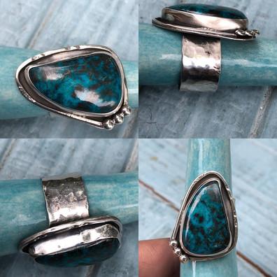 Shattikite ring