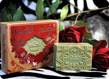 alknouz-alsharkia-soap-rosa-damascaena