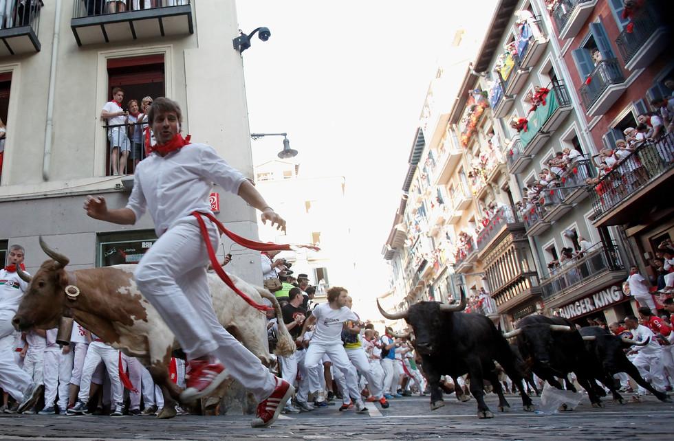 Correrías de Madrid #1