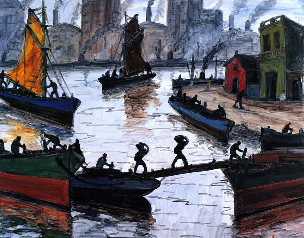 Chongos portuarios