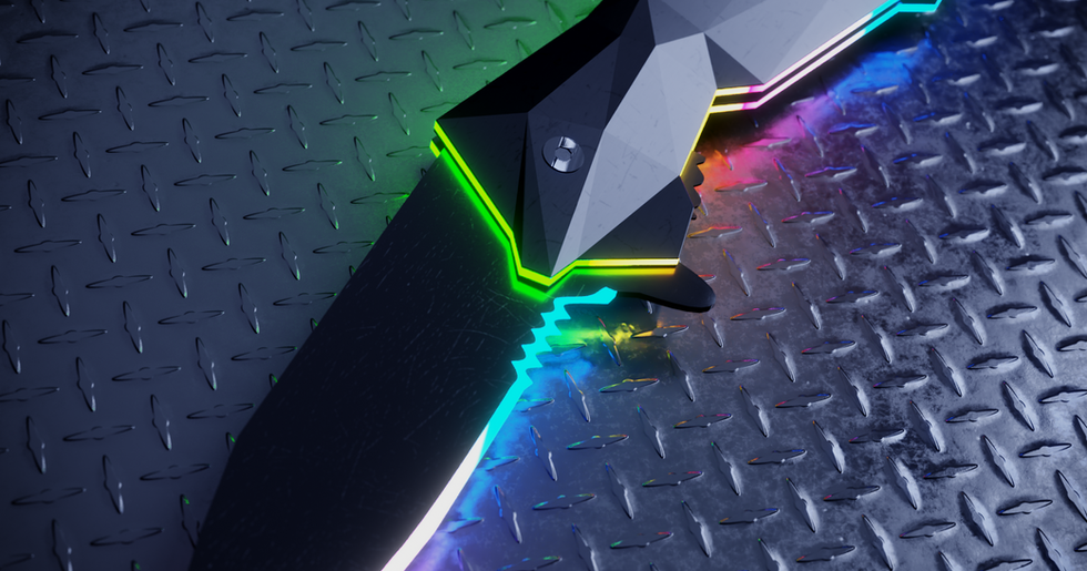 RGB Knife