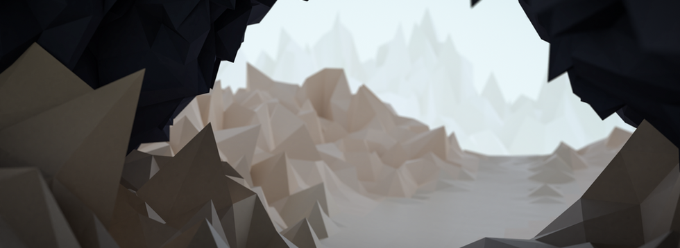 Low Poly Cave Live Stream Final.png