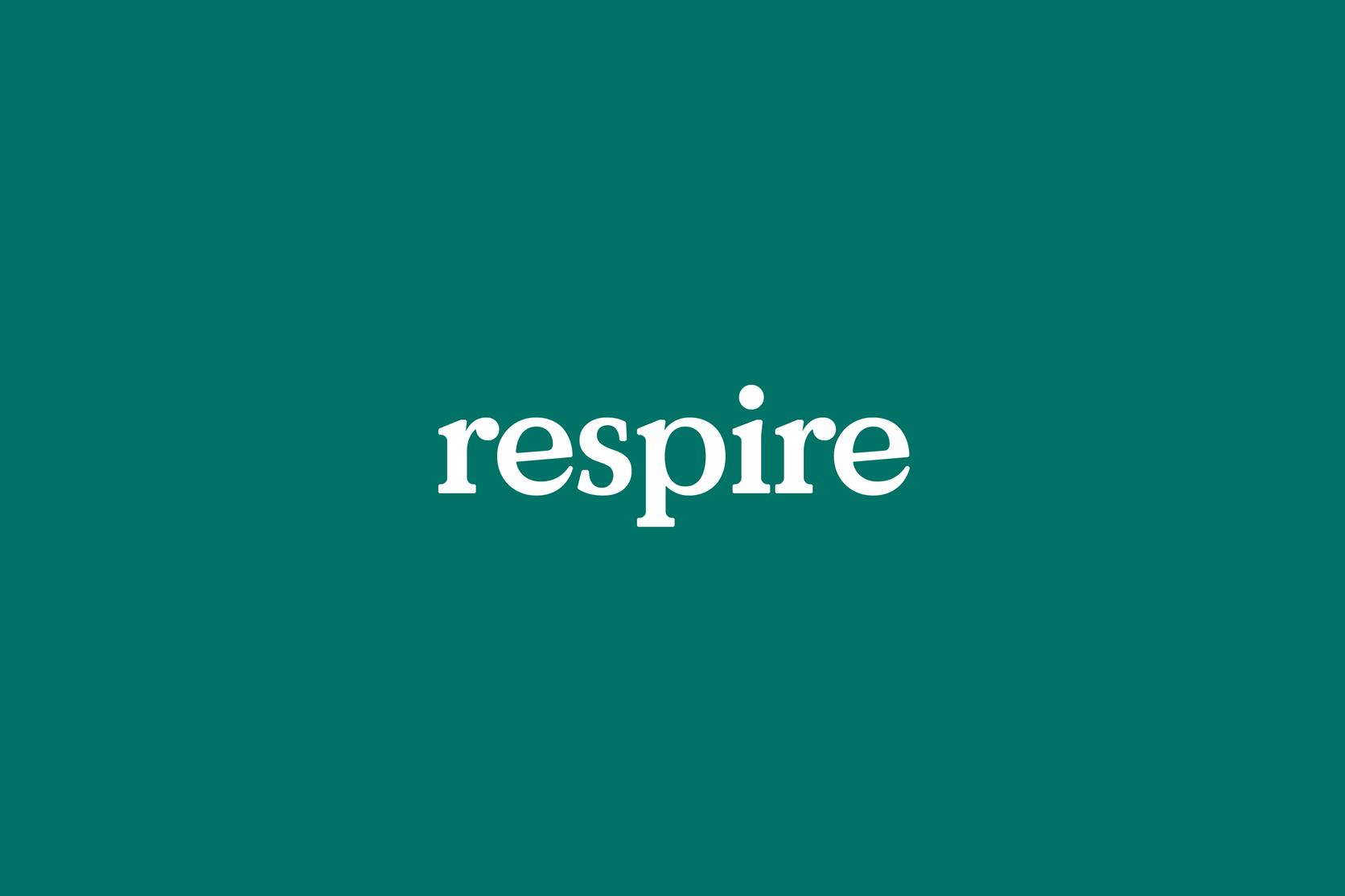 Respire Logo Caroline Fourier Nootha Studio