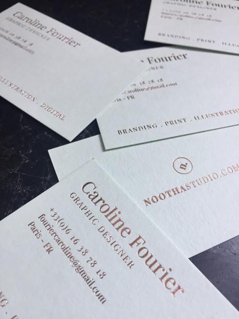 Papeterie Nootha Studio