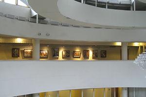 Выставка Дмитрия Котунова в Архивном комитете СПб