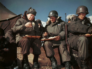 Happy Thanksgiving to all from the Korean DMZ Vets....