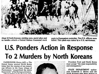 1976 - Axe Murders