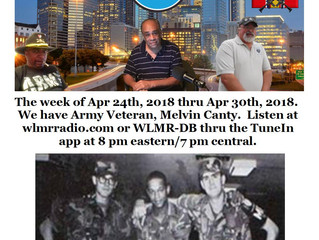 WLMR Radio's The Veteran's Show