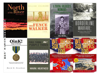 Books based on the DMZ....