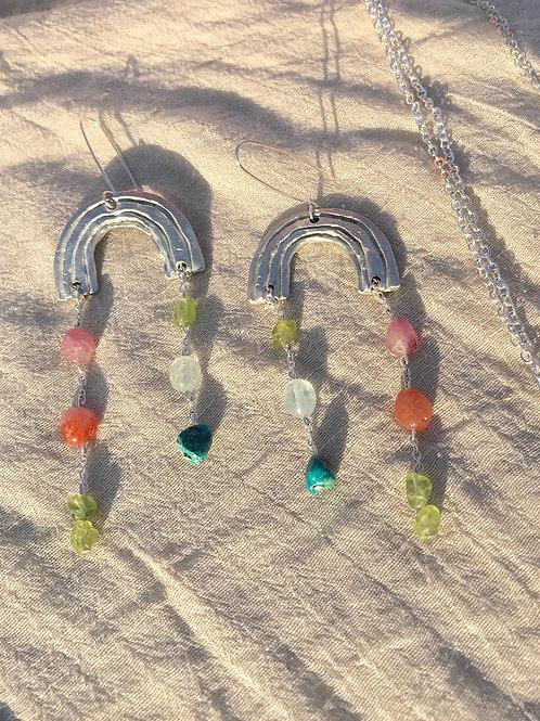 Magical Rainbow Earrings