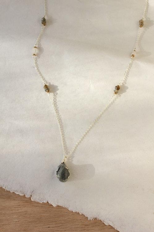 Mystical Labradorite Necklace